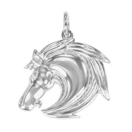 Liz James Mustang Charm