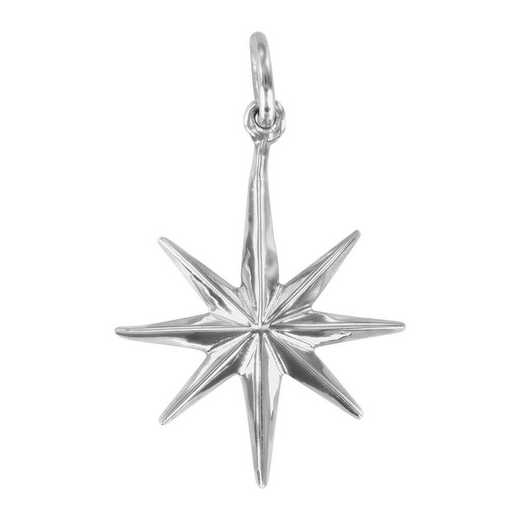 Liz James Polaris Star Charm