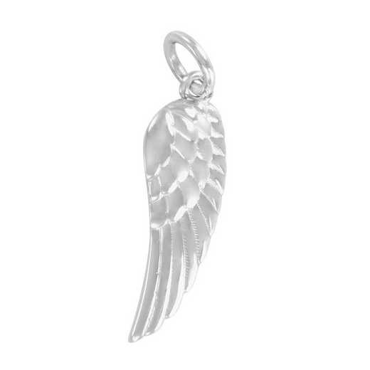 Liz James Angel Wing Charm
