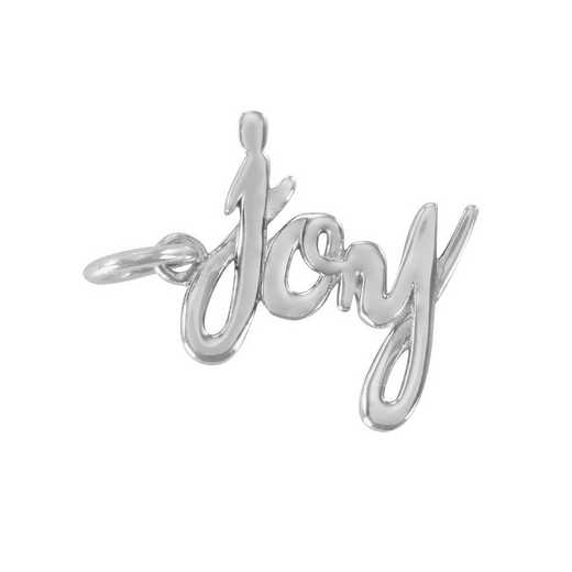 Liz James Joy Script Charm