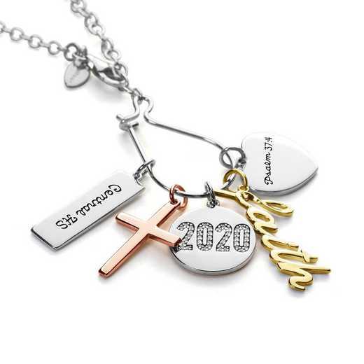 Graduation Charm Necklace by Liz James — Full Of Faith