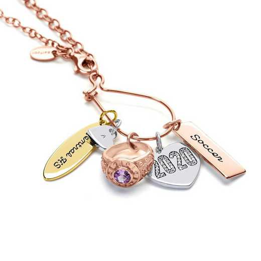 Graduation Charm Necklace by Liz James – Best In Class