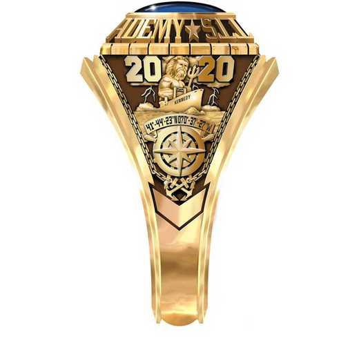 Massachusetts Maritime Academy 2020 Women's Traditional Ring