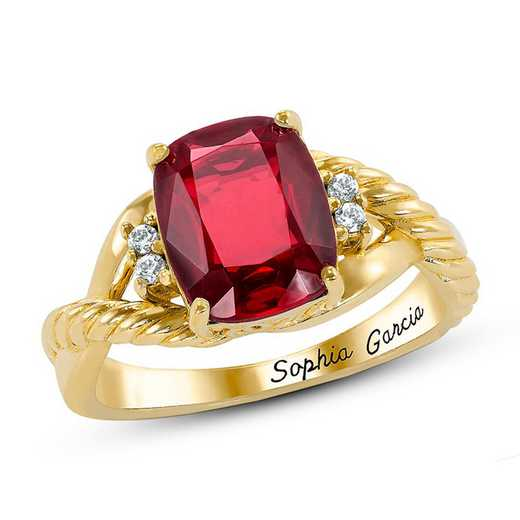 Women's Maybel High School Fashion Class Ring