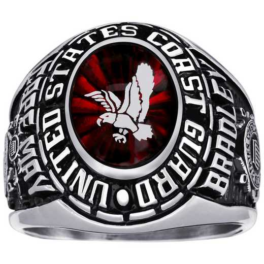 Men's Freedom Military Ring