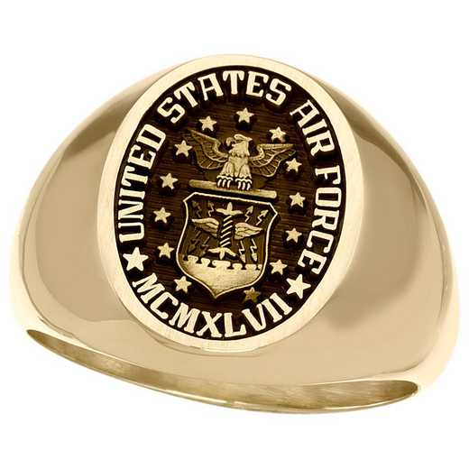 Men's Military Signet Ring