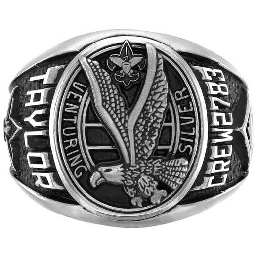 Men's Venturing Award Boy Scouts of America Ring