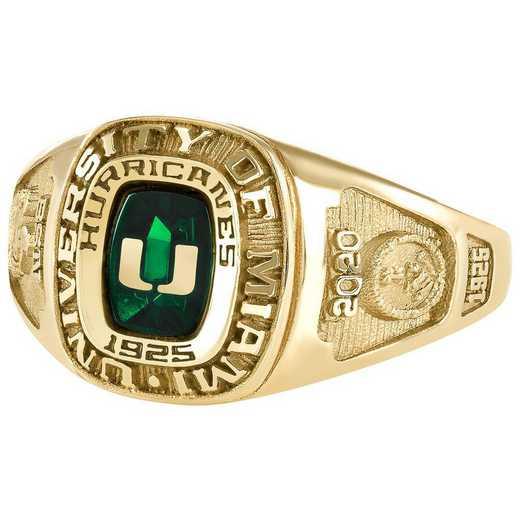 University of Miami Women's Lady Legend Ring