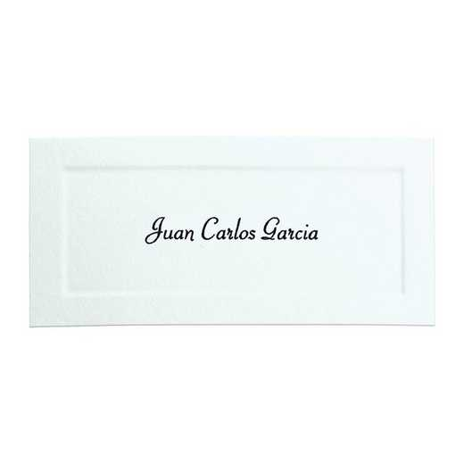 Stationery: Regular Name Card 50