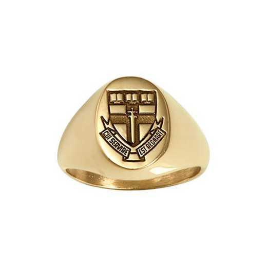 Groton School Women's Signet Ring