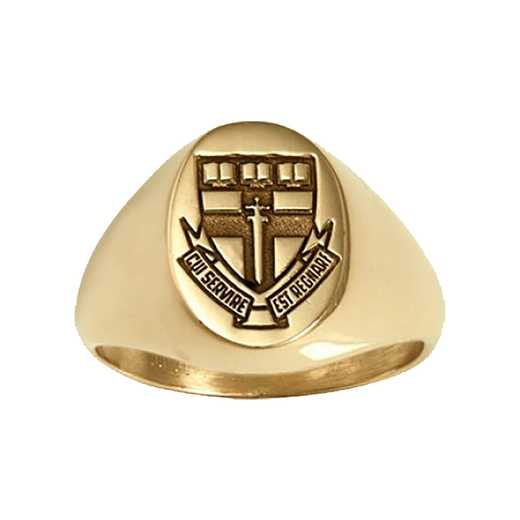 Groton School Men's Signet Ring