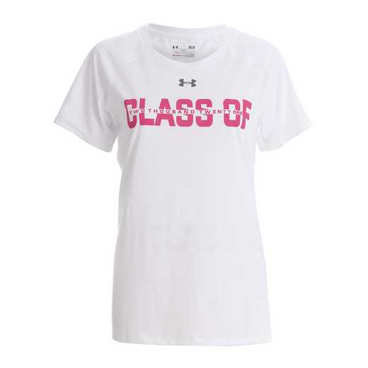 Women's Under Armour HeatGear Class of '21 T-Shirt