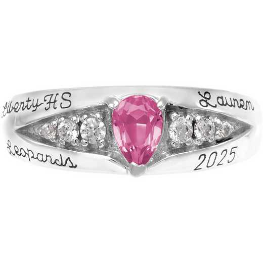 Summerbreeze Women's High School Class Ring