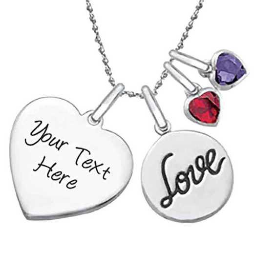 Sweetheart Charm Pendant