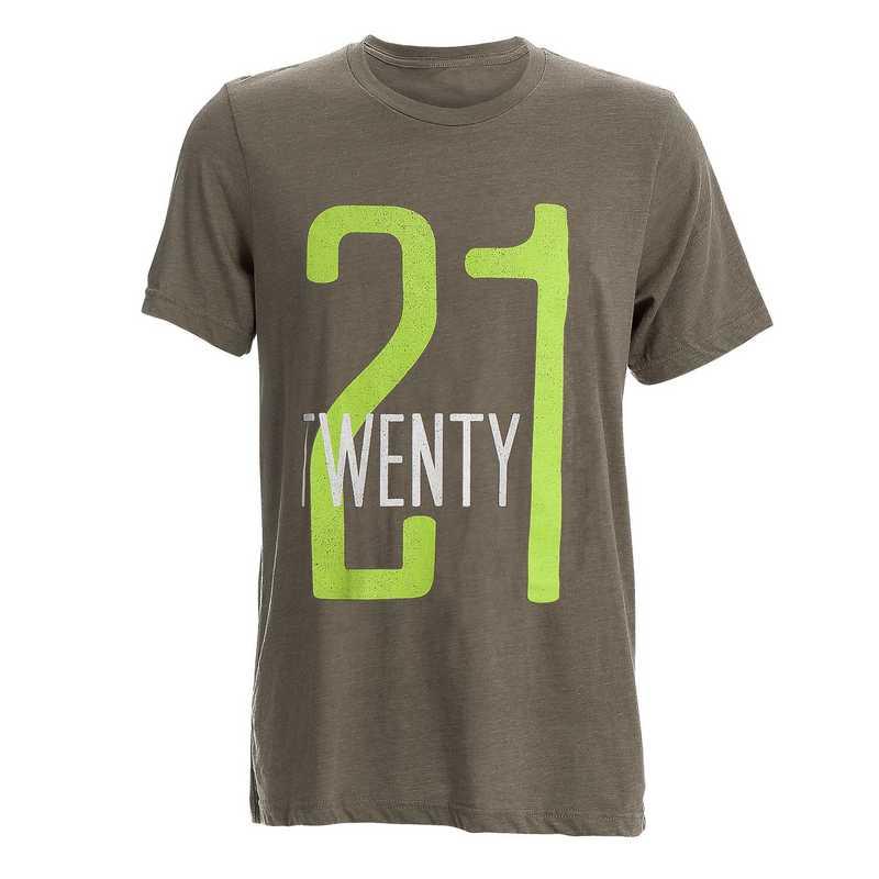 Throwback Jersey '21 Vintage T-Shirt