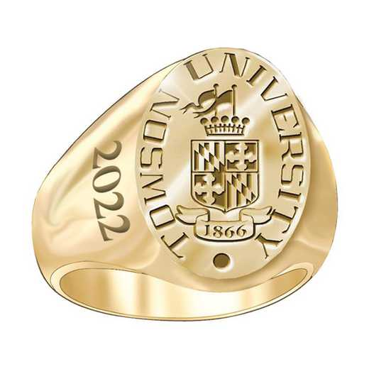 Towson University Executive Ring - Men's