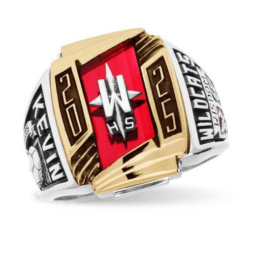 Men's Ultra High School Class Ring