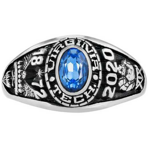 Virginia Tech Class of 2020 Petite Giovanni Class Ring
