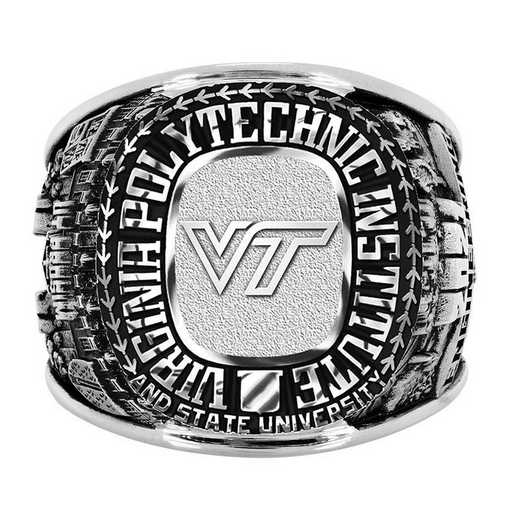 Virginia Tech Class of 2021 Activity Ring
