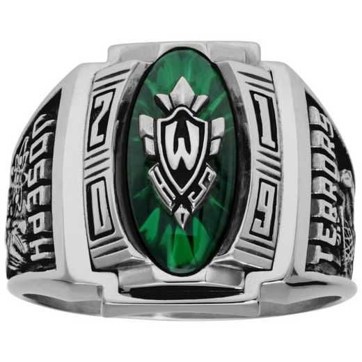 Men's Varsity High School Class Ring