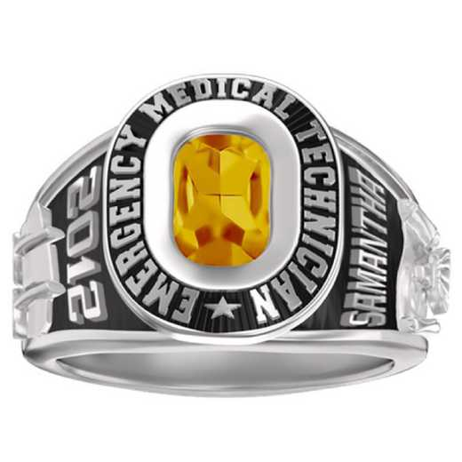 Women's EMT Dual Rail Service Ring