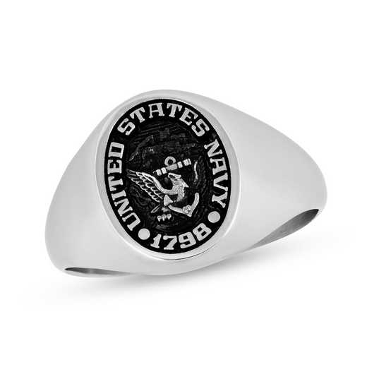 Ladies' Military Signet Ring