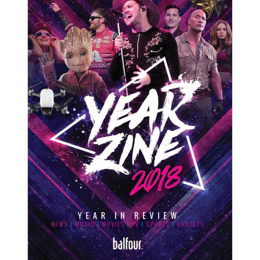 2019-2020 YearZine Year-in-Review Insert (Size 9)