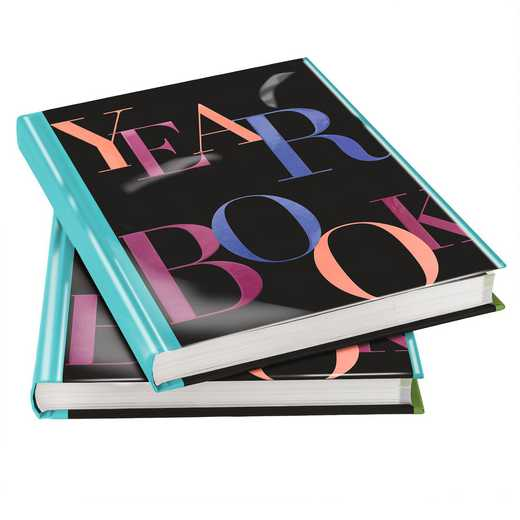 000843: Clear Protective Yearbook Cover (Book Size 8)
