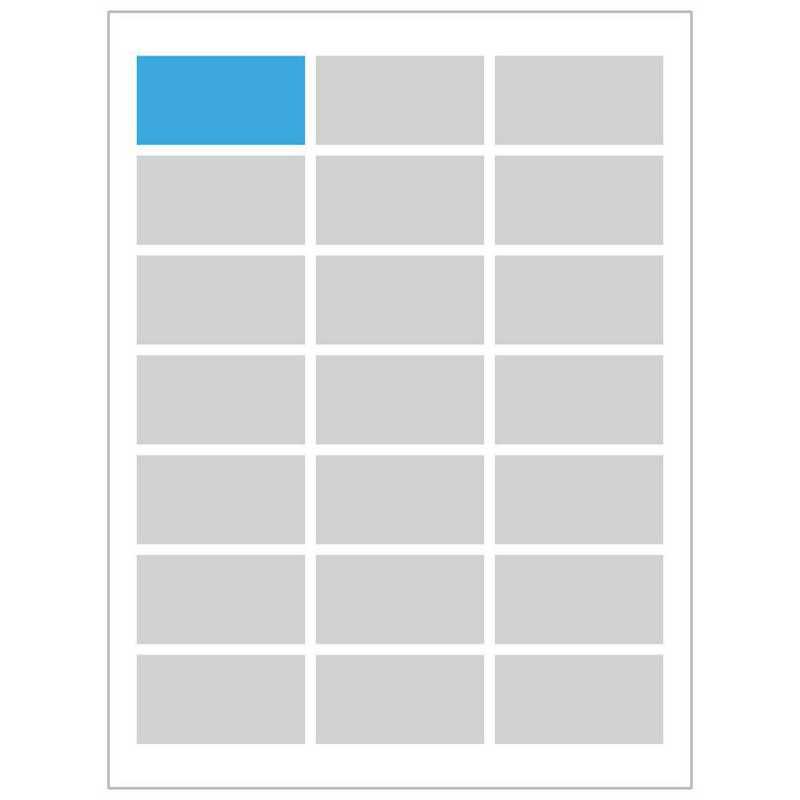 ADBUILDER-ONE-TWENTY-ONE_54001: 1/21 Page Ad - Create Online