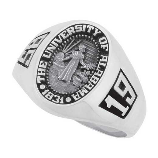 University of Alabama Women's Laurel Ring