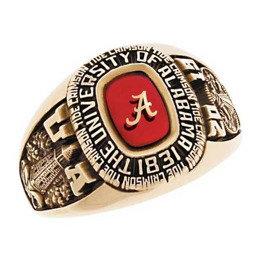The University of Alabama Women's Traditional Ring