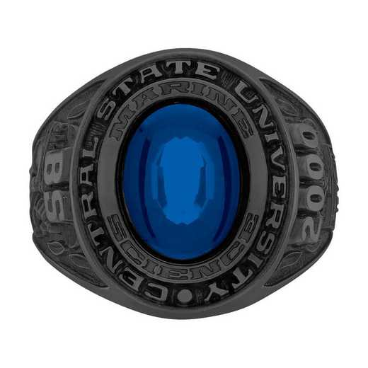 Alfred State College Men's Galaxie I Ring