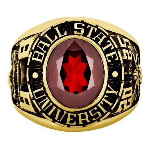 Ball State Men's Traditional College Ring