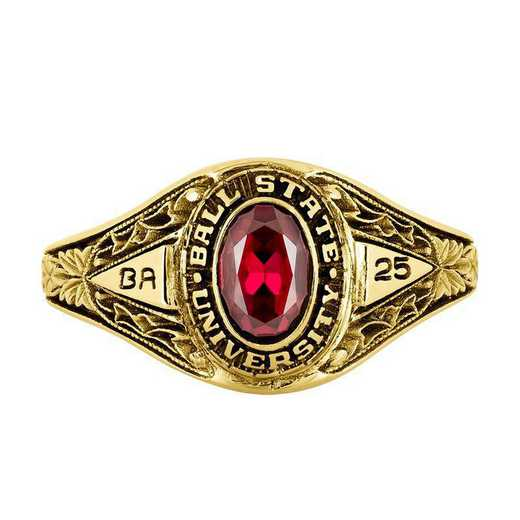 Ball State Women's Bouquet College Ring
