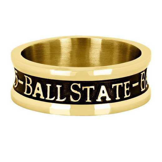 Ball State Men's Departure I College Ring