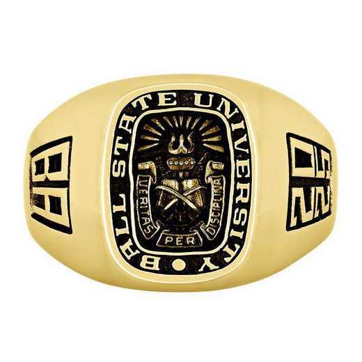 Ball State Men's Diplomat College Ring