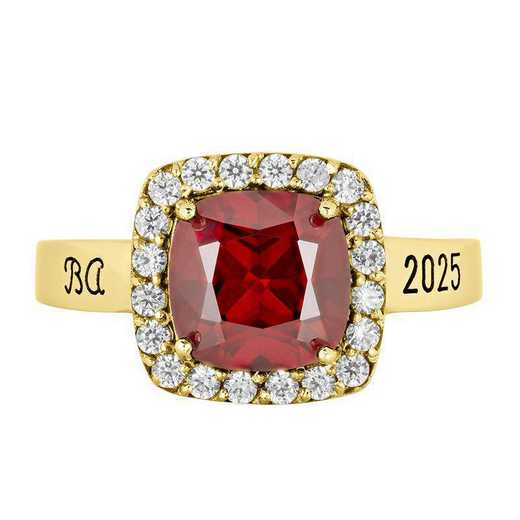 Ball State Women's Embrace College Ring