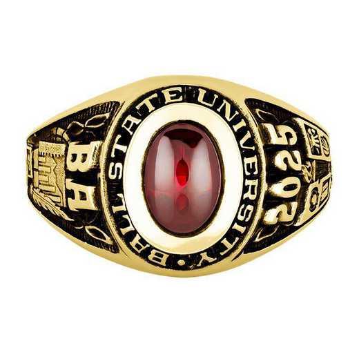 Ball State Women's Galaxie II College Ring