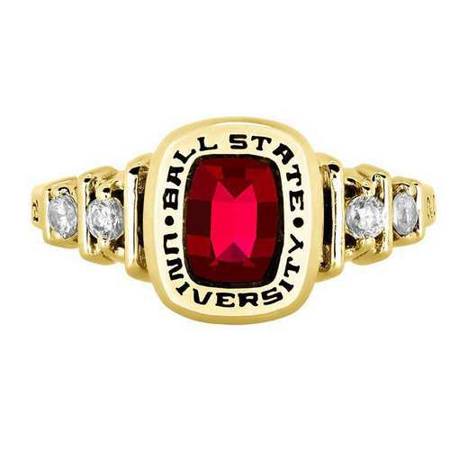 Ball State Women's Highlight College Ring