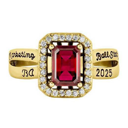 Ball State Women's Inspire College Ring