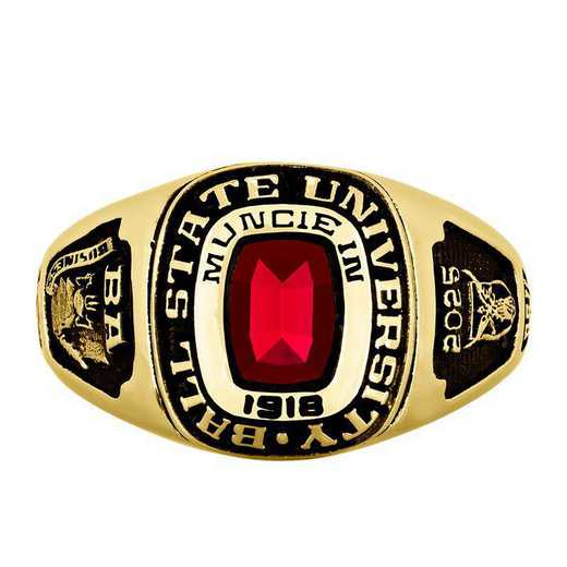 Ball State Women's Lady Legend College Ring