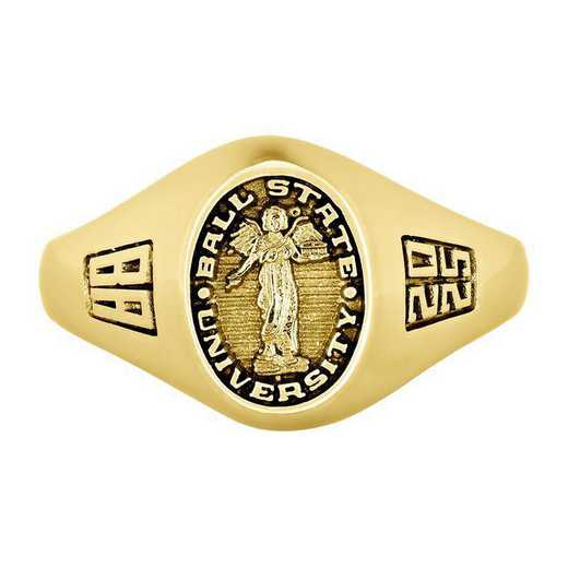 Ball State Women's Laurel College Ring