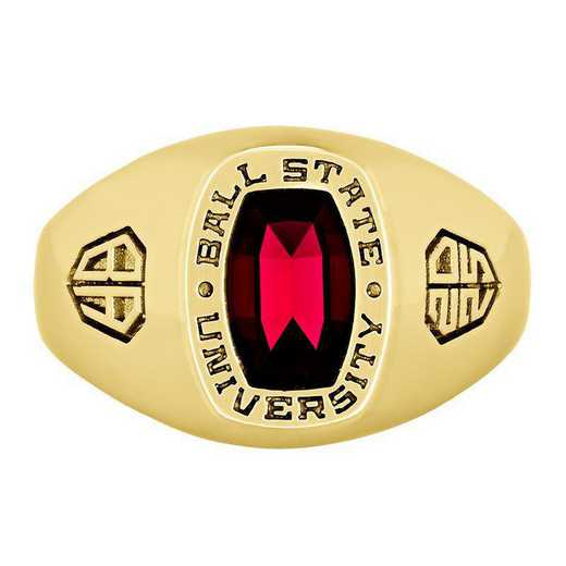 Ball State Men's Monarch College Ring