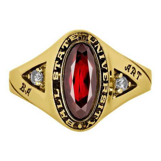 Ball State Women's Signature College Ring