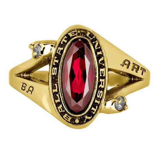 Ball State Women's Symphony College Ring