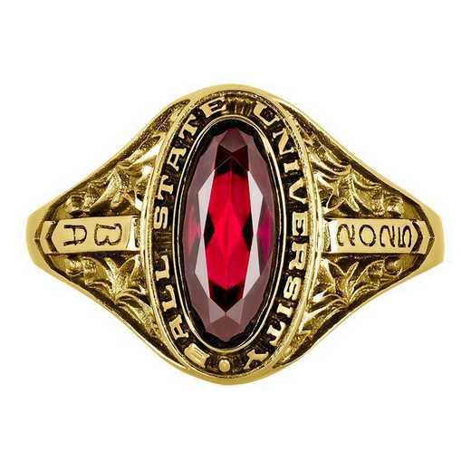 Ball State Women's Trellis College Ring