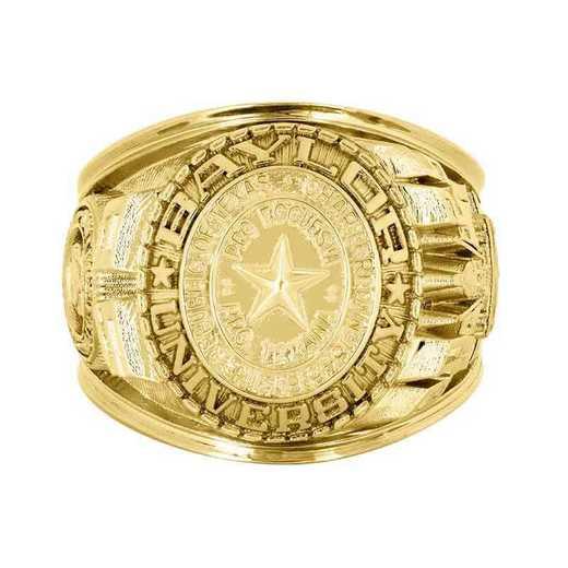 Baylor University Marine Men's Traditional Ring