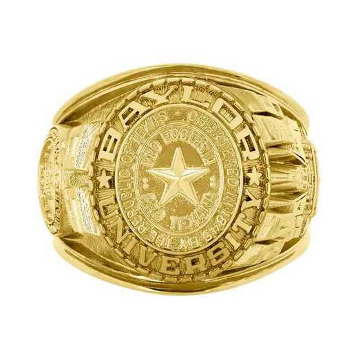 Baylor University Air Force Men's Traditional Ring