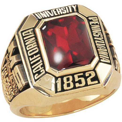 California University of Pennsylvania Official Ring Men's Large Traditional