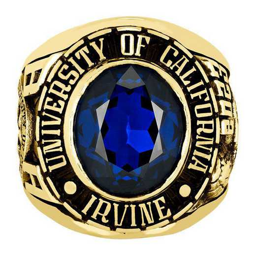 California Irvine Men's Traditional Ring College Ring